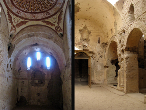 Chapels 23 to 25