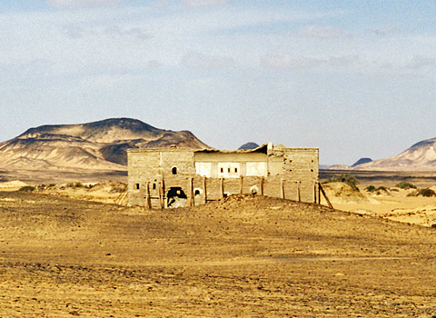 Early Christian Church at el-Hayz
