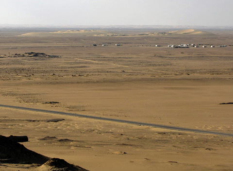 Towards Ayn Manawir