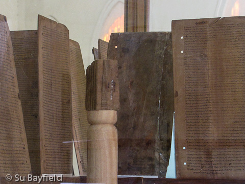 Worlds oldest books, Ismant el-Kharab, Dakhla, 360 CE.