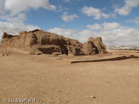 Mastaba I (Desheru & Ima-Pepi)