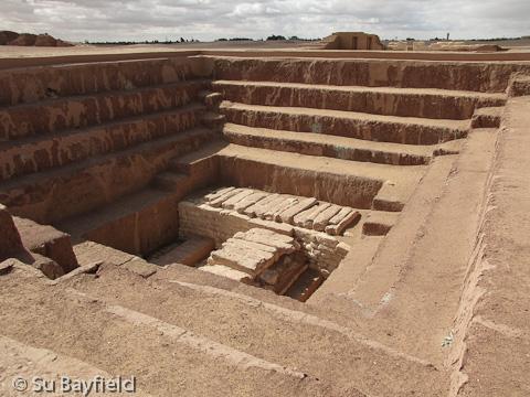 Substructure of Mastaba III (Khentika)