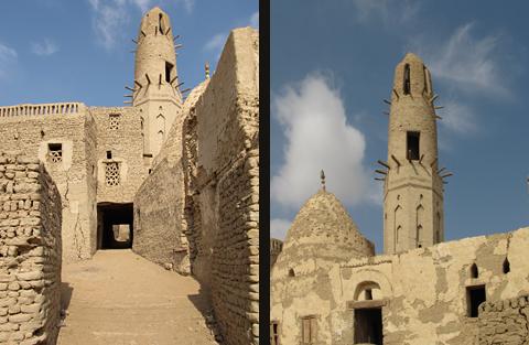 Mosque & Minaret of Nasr el-Din