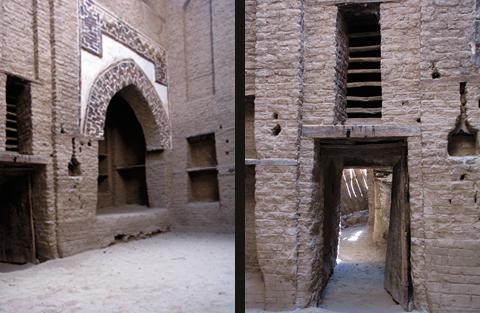 The restored Madrassa