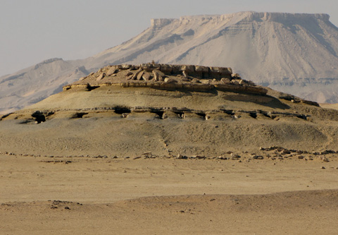 Roman Tombs