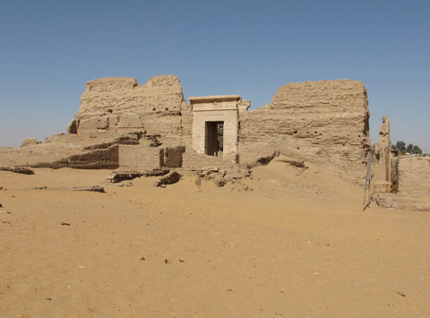 Fortress & Temple at Qasr el-Zayyan
