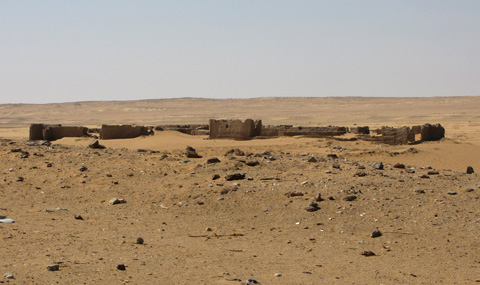 Settlement site