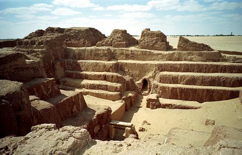 Mastaba of Desheru & Ima-Pepi I at Qila el-Dab'a
