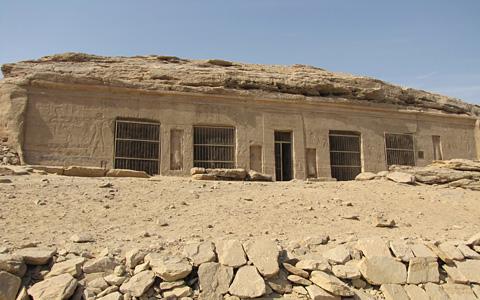 Speos of Horemheb