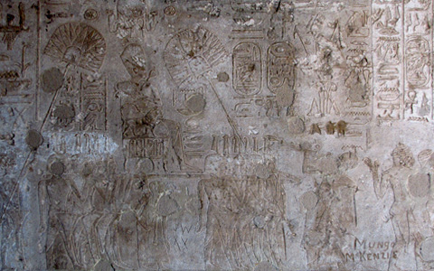 Horemheb's Victory over Nubia