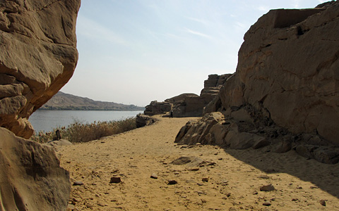 Gebel Silsila West