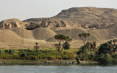 Gebel Silsila East