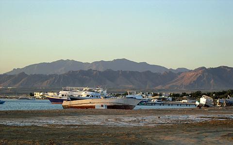 Egypt Eastern desert