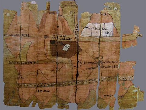 A torinói papirusz