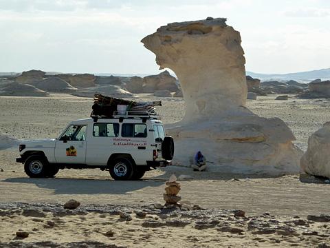 The 'Old Desert'
